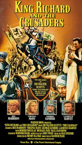 Richard-Coeur-de-Lion et les croisades par David Butler- 1954-1
