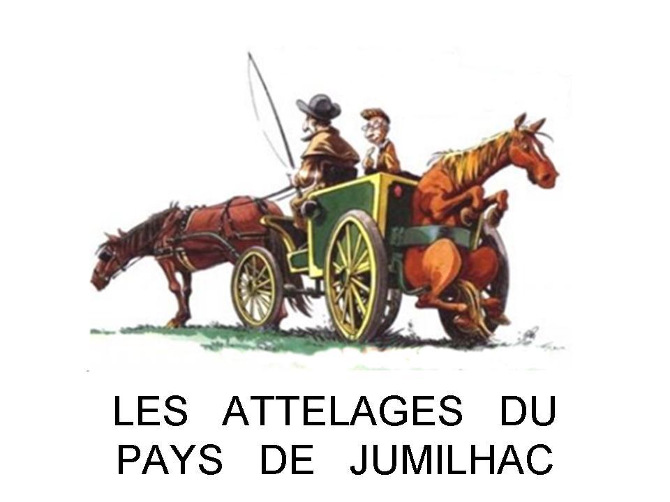 LES   ATTELAGES   DU   PAYS   DE   JUMILHAC