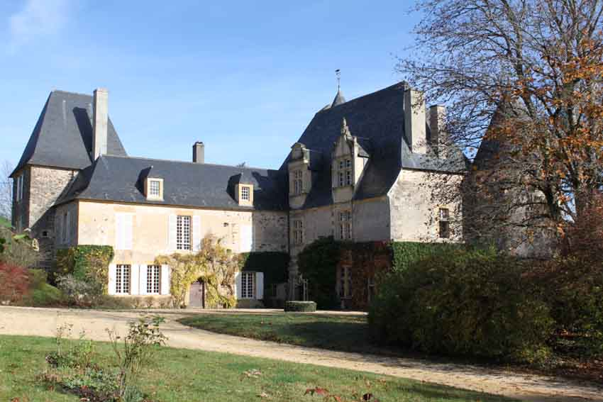 chateau savignac ledrier