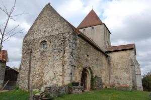 Eglise de Lageyrat