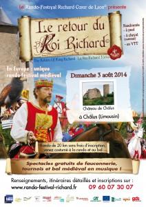 FESTIVAL RICHARD 2014 AFFICHE A4 BD