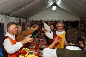 festival richard les repas