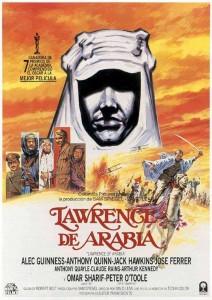 Film Lawrence d'Arabie