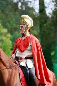 Tous les chemins équestres mènent à Rome